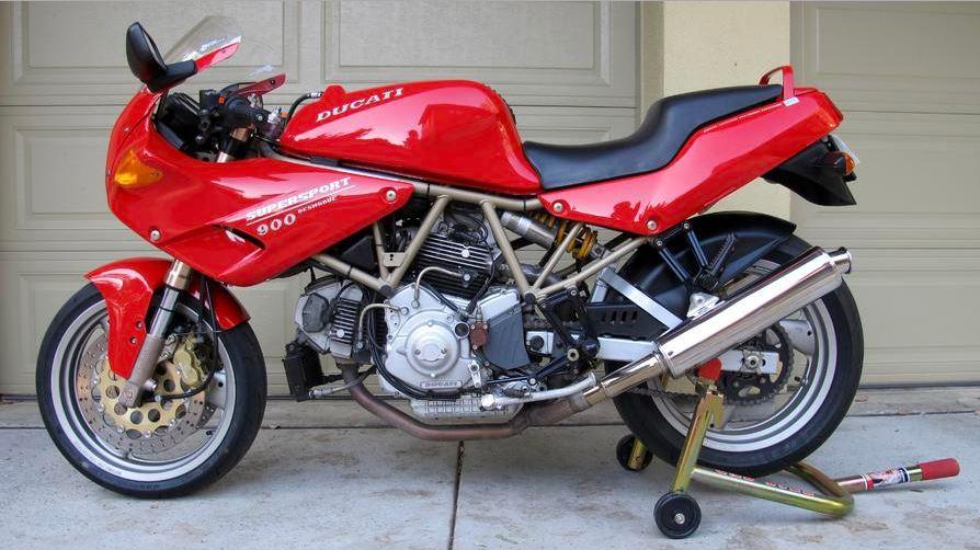 1996 Ducati 900 SS/CR