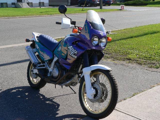 In Canada - 1993 Honda Africa Twin XRV750