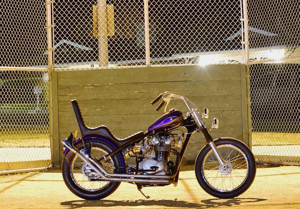 Honda CB500 Chopper