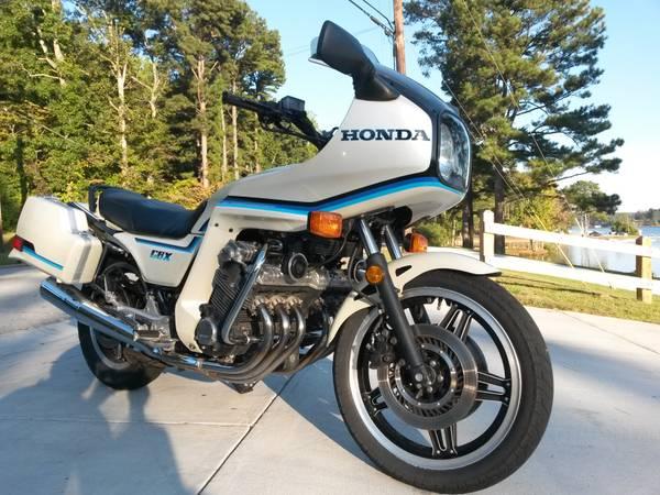 featured first 1982 honda cbx 1000 for sale bike urious. Black Bedroom Furniture Sets. Home Design Ideas