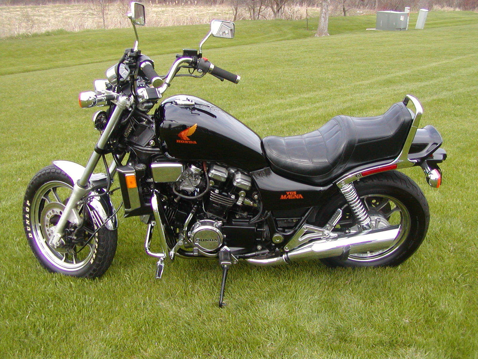 1984 honda magna v65 for sale bike urious. Black Bedroom Furniture Sets. Home Design Ideas