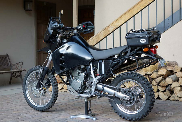 The Ultimate Klr 2006 Kawasaki Klr650 For Sale Bike Urious
