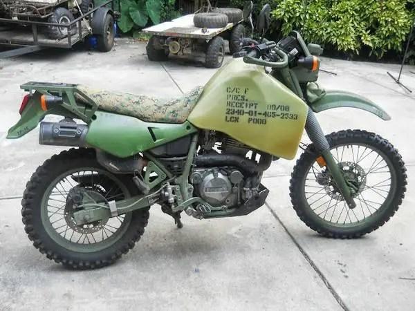 Kawasaki Klr For Sale Craigslist