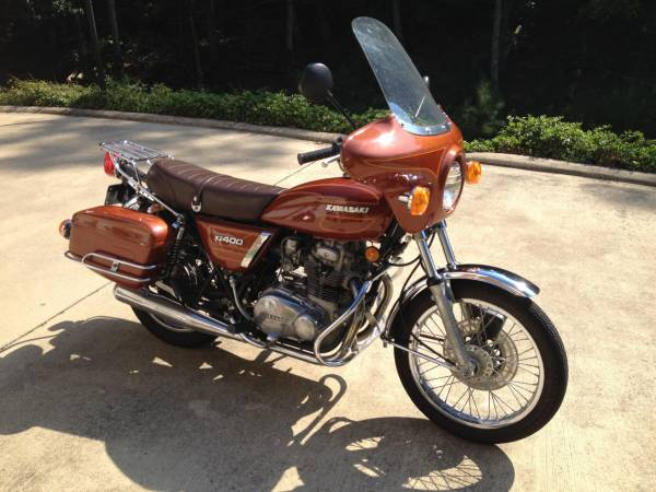 similiar 1977 k z 400 keywords 1977 kawasaki kz400 deluxe bike urious