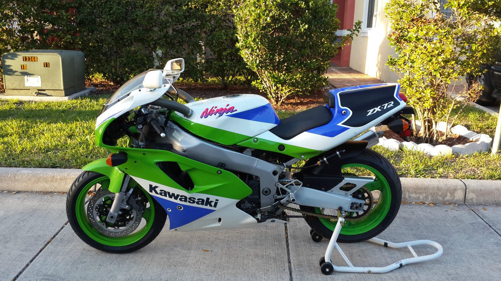 Kawasaki Ninja Zxr Exhaust Upgrade