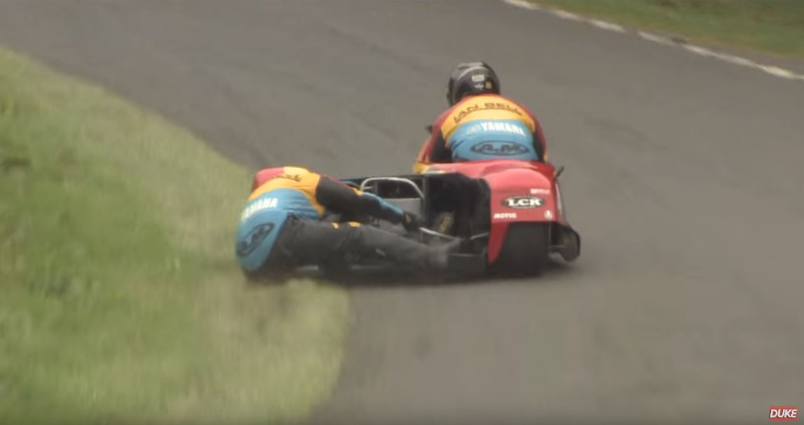 Video Intermission - Sidecar Lawnmower