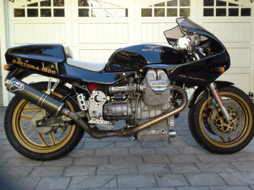 1993 Moto Guzzi Daytona 1000