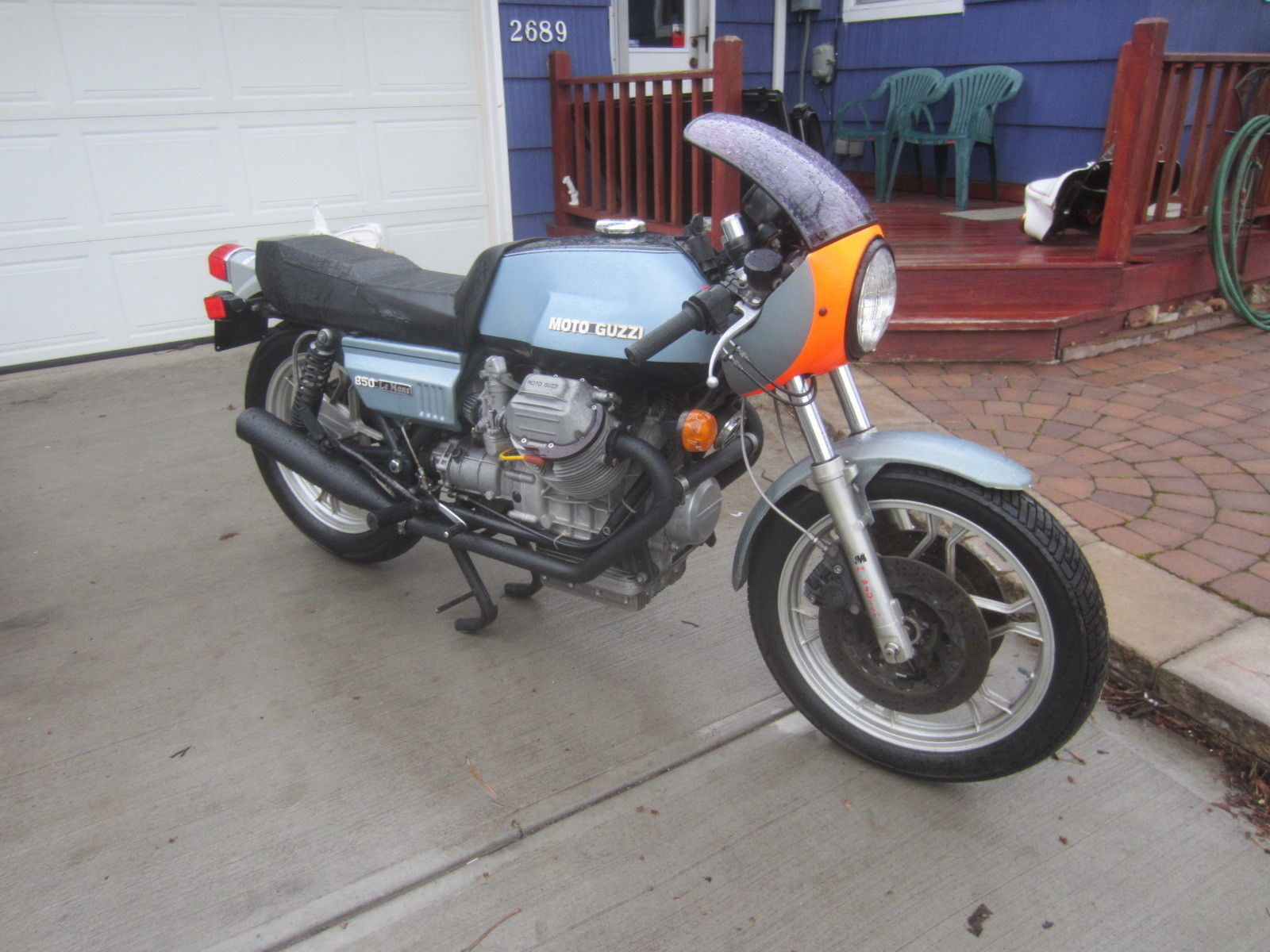 7 1976 moto guzzi le mans mk1 bike urious. Black Bedroom Furniture Sets. Home Design Ideas