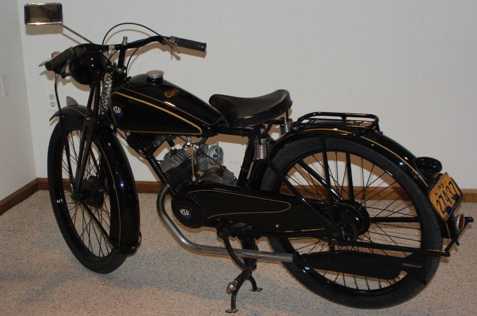 1949 NSU Quick
