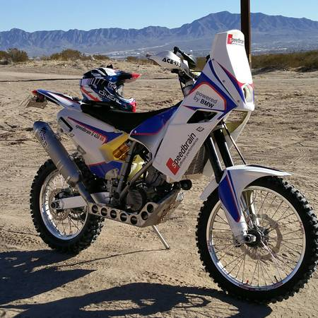 Speedbrain Bmw 450