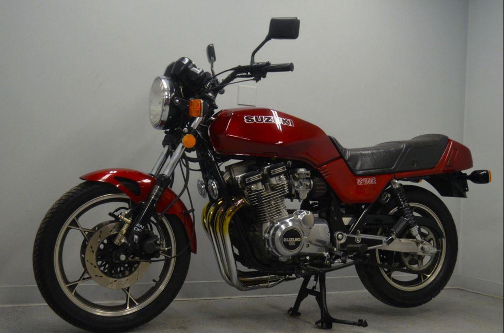 1982 Suzuki GS1100EZ