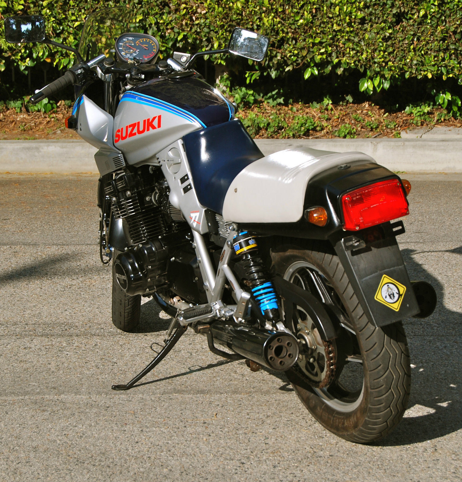 1983 suzuki katana gsx1100 for sale bike urious. Black Bedroom Furniture Sets. Home Design Ideas