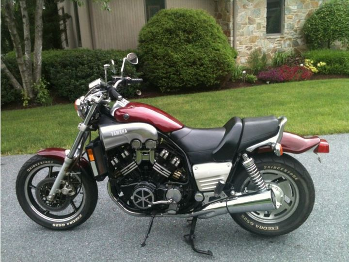 Yamaha Vmax Bikes For Sale