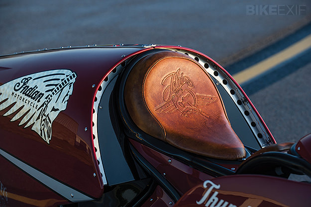 Indian Motorcycle 'Spirit of Munro' :: Bike EXIF