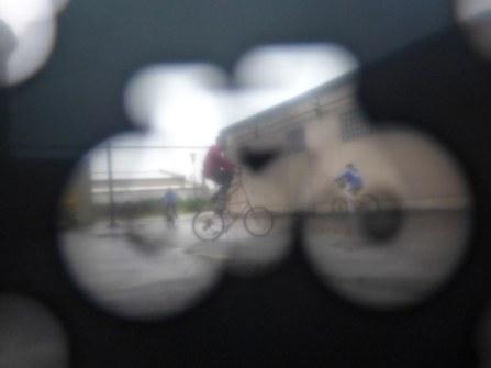 Fahrräder stehen bei uns nicht zwingendermaßen im Vordergrund
