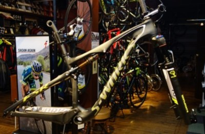SPECIALIZED S-WORKS EPIC CARBON WC 29