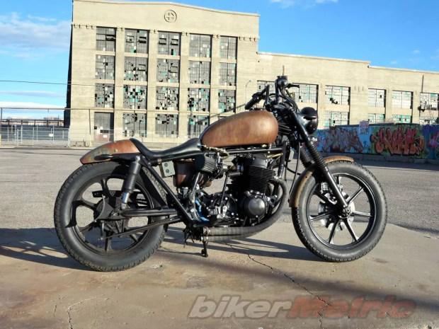 Honda CB750 Bobber
