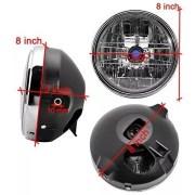 BUNDLE-2-itemsCombo-35W-7-Head-Turn-Signal-Light-Headlamp-Mount-Bracket-30mm-42mm-For-Cruiser-Chopper-Bobber-Caf-Racer-0-2