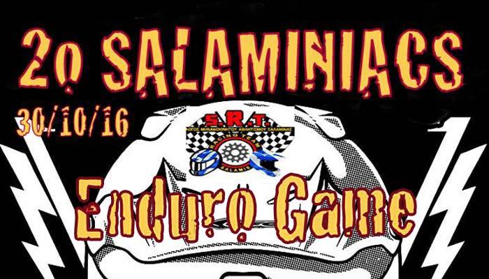 2o Salaminiacs 2016 – 30/10/16 – Σαλαμίνα