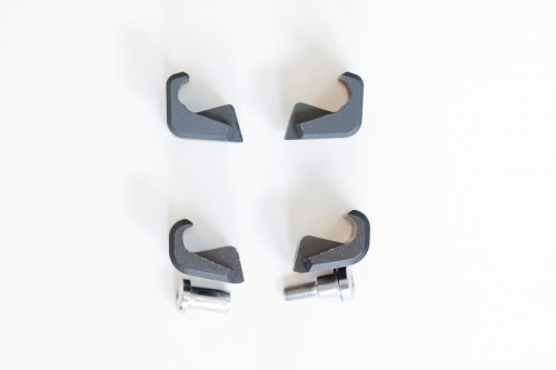 Carbon Saddle Rail Clamp for Cervelo S and P series. 1 pair
