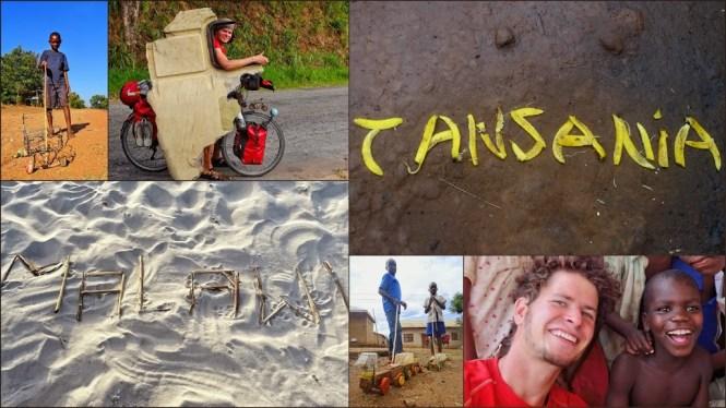 Radreise Afrika 1