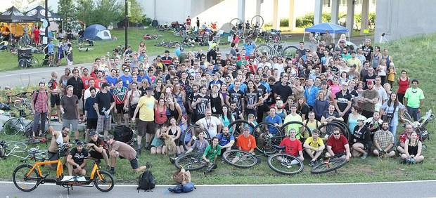 Minneapolis top bicycle city.