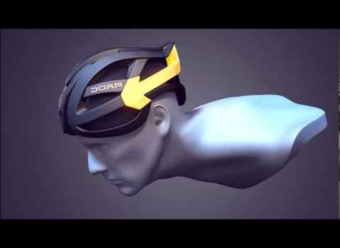 Bike Helmet With Bike Turn Signals