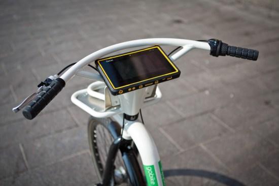 copenhagen bike GPS