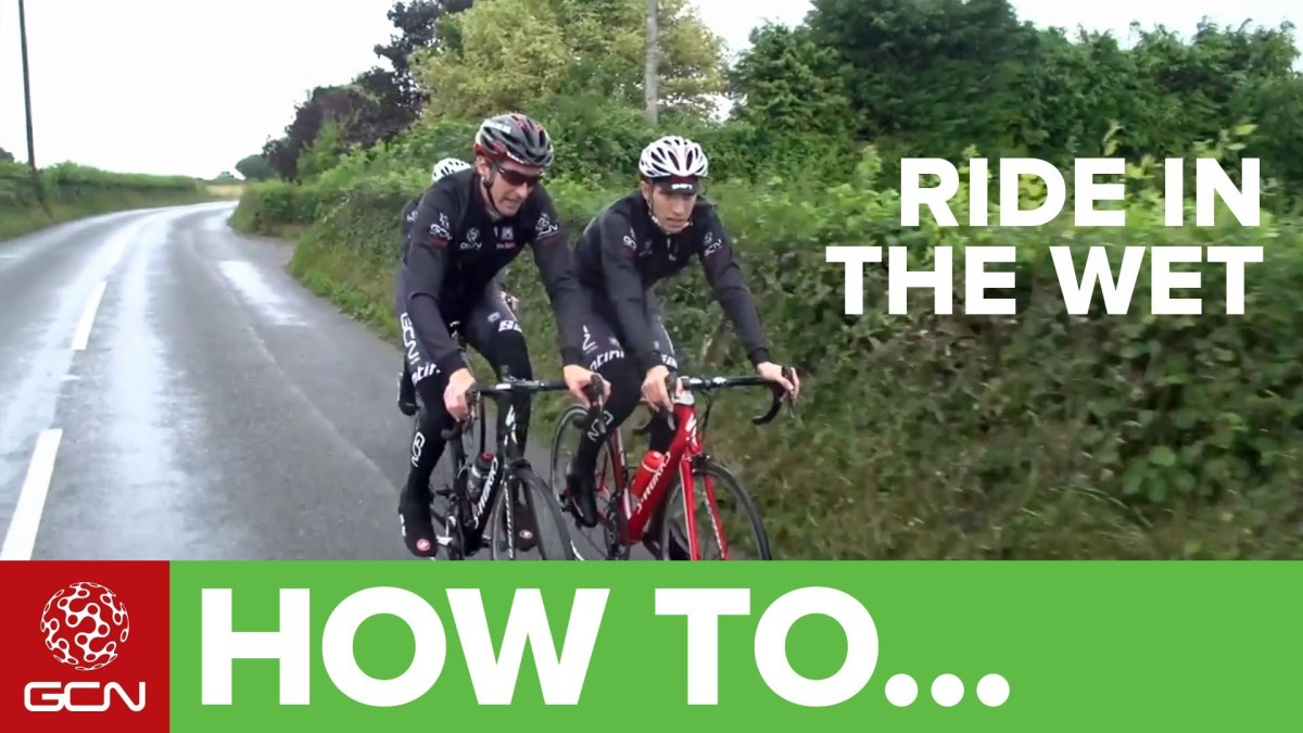 10 Things To Do On A Rainy Day (When You Can't Ride Your Bike)