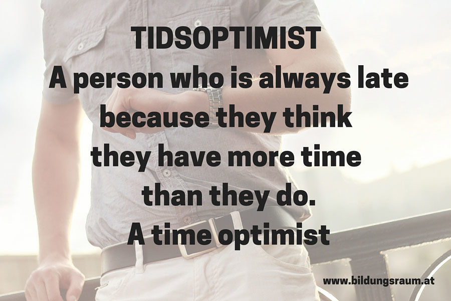 time optimist