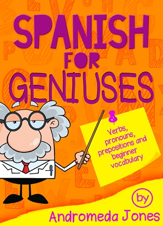 Spanish grammar and vocabulary book