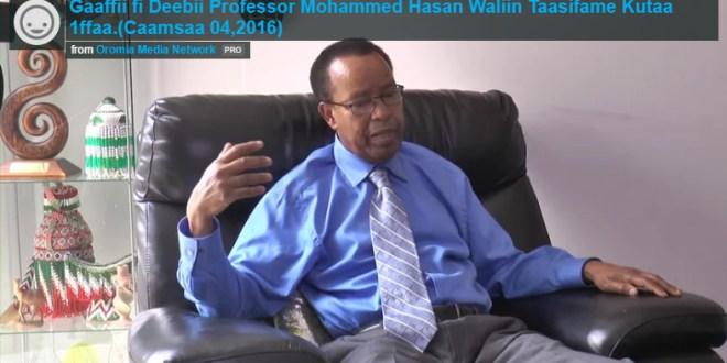 pr. mohamed hassan