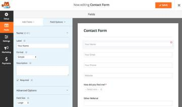 Integrating your contact form with external services