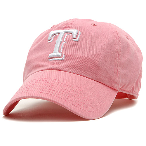 Texas pink hat