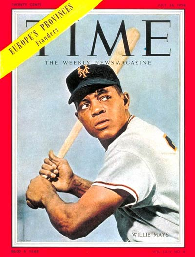 Willie Mays | July 26, 1954