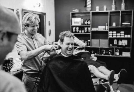 Park City Barber Shop - Billy's Barber Shop