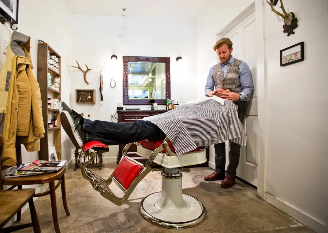 billy 39 s barbershop park city utah. Black Bedroom Furniture Sets. Home Design Ideas