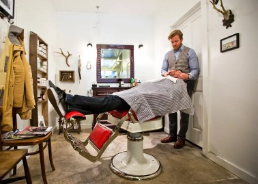 Park City Traditional Barber Shop - Billy's Barber Shop