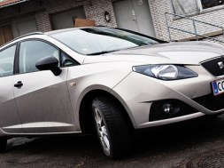 Billede af Seat Ibiza ST 1,2 TDI som kører 29,4 km/l!