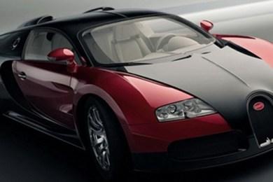 Bugatti Veyron dæk til 160.000 kr.