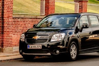Chevrolet Orlando 2.0 VDCI LT