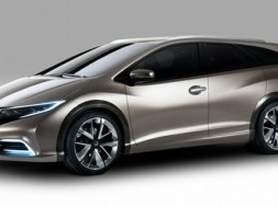 Honda Civic Tourer Konceptmodel