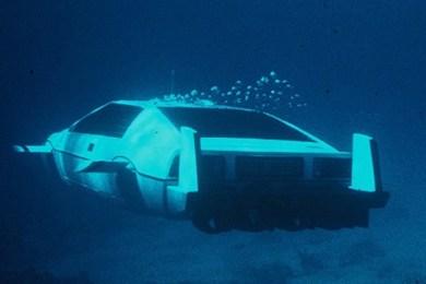 James Bonds undervands-Lotus