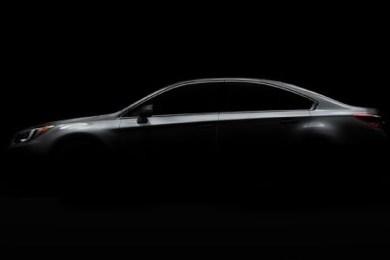Subaru Legacy 20154