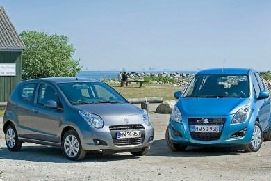 Suzuki Alto og Splash kampagne