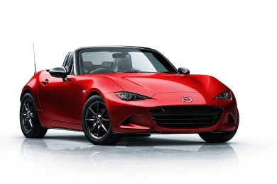 Se den nye Mazda MX-5