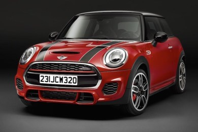 Ny Mini John Cooper Works