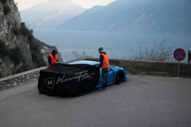 Lamborghini Huracan Superleggera 3