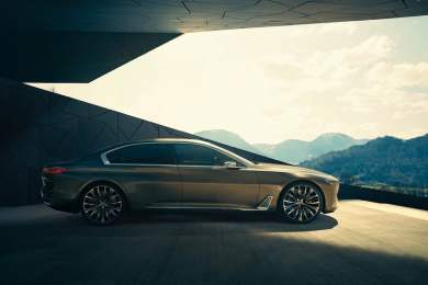 BMW Vision Luxury koncept