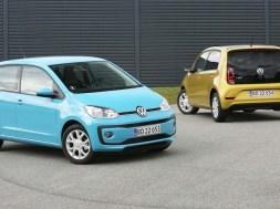 Premiere på ny Volkswagen up!